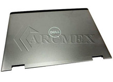 DELL LAPTOP VOSTRO 3450 14 LCD LID BACK COVER SILVER ASSEMBLY  NO HINGES /TAPA LCD PLATA SIN BISGRAS REFURBISHED DELL THT45