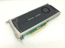 DELL DESKTOP NVIDIA QUADRO 4000  VIDEO CARD 2GB DDR5 PCI EXPRESS 3.0 X16 LOW PROFILE REFURBISHED DELL  38XNM, 6WTYT