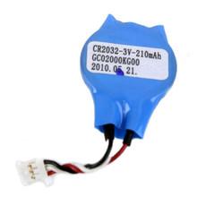 DELL LATITUDE E4200 E4300 BATTERY BLUE CMOS 3 PIN NEW DELL GC02000KG00