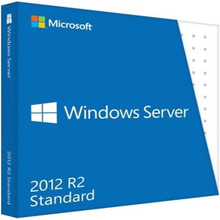 WINDOWS SERVER 2012 R2 STANDARD SINGLE OLP NL 2 PROC LIC P73-06285, A7464477, A7896805