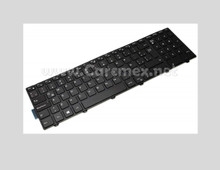 DELL Inspiron 15 (5558),(7559) Keyboard Spanish Backlit/ Teclado En Español Retroiluminado NEW DELL 7TT4J