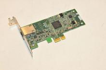 DELL OPTIPLEX   BROADCOM 5722 GIGABIT SINGLE-PORT ETHERNETCONTROLLER NIC CARD PCI-E LOW PROFILE NEW  DELL  D765K, XK104, 6VY0F, BCM5722KFB1G