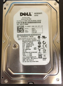 DELL DISCO DURO 250GB@72K RPM SATA 3.5IN CON CHAROLA NEW JX718, 341-5846, H962F