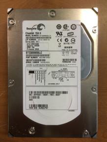 DELL POWEREDGE 1600SC DISCO DURO 300GB@15K 3GBPS SCSI 3.5 IN  CON CHAROLA NEW  DELL  ST3300655LC, HY940
