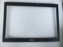 DELL LATITUDE E6400 LAPTOP LCD FRONT TRIM BEZEL MICROPHONE HOLE NEW FX300