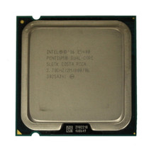 DELL INTEL PENTIUM DUAL-CORE E5400  2.70GHZ/2M/800 SOCKET LGA775 CPU REFURBISHED DELL  SLGTK