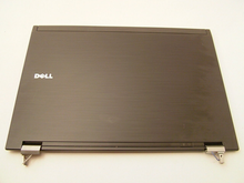 DELL LATITUDE E6400 LCD FRONT LCD BACK COVER  WITH HINGES/CUBIERTA + BISAGRAS DELL REFURBISHED FX282