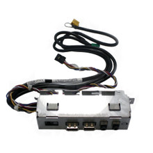 DELL FRONT I/O PANEL SWITCH INSPIRON 537S 545S 560S VOSTRO 220S NEW DELL K211N, H064N
