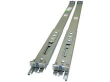 DELL POWEREDGE R610, R710, NX3000 1U SLIDING READY RAILS (NO CABLEMANAGMENT ARM) / KIT DE RIELES DESLIZABLES NEW DELL C201T, 330-8146, TY301, P223J