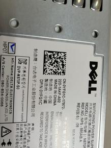 DELL Poweredge R710, T610  Power Supply  870W Redundant / Fuente de Poder Redundante REFURBISHED DELL  PT164, 330-3475, FU096, YFG1C, 7NVXS, VT6G4, D263K, 7NVX8, A870P-00, 3257W, C378K