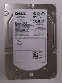 DELL POWEREGE T410, T610, T710, R310, R410, R510 146GB 15K RPM SAS 3.5 SIN CHAROLA NEW DELL 1DKVF