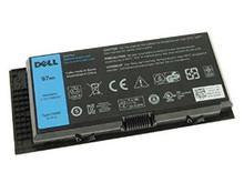 DELL LAPTOP PRECISION M4600. M4700, M4800,M6600, M6700, M6800 ORIGINAL BATTERY 6 CEL  65WHR  TYPE-T3NT1 BLACK 11.1V / BATERIA ORIGINAL 6 CELDAS 65WHR NEGRA NEW DELL R7PND, TN1K5, 04GHF, 72KRT, 6R1V8, 312-1353, 5V19F,451-BBGN