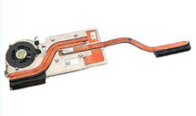 DELL LAPTOP PRECISION M6600 HEATSINK AND FAN/ VENTILADOR Y HEATSINK PARA PROCESADOR NEW DELL 7JMFV