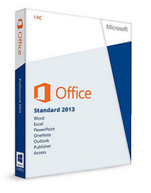 MS OFFICE STANDARD 2013 SINGLE OPEN LIC PRODUCT NO LEVEL PYMES  021-10257, A6705671