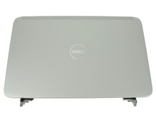 DELL LAPTOP XPS 15Z L501X L502X LCD BACK COVER LID TOP W/ HINGES/  TAPA SUPERIOR NEW DELL RXF67, 52MKT, DTG20, PCRKJ