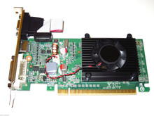 DELL OPTIPLEX 330 360 7010 7020 MT NVIDIA GEFORCE 8400 GS 512MB PCI-EXPRESS 2.0 X16 DVI+HDMI+VGA SINGLE SLOT VIDEO GRAPHICS CARD / TARJETA DE VIDEO NVIDIA GEFORCE NEW DELL