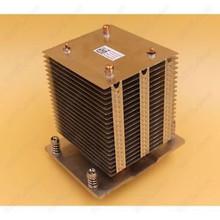 DELL POWEREDGE T430 ORIGINAL CPU COOLING HEATSINK / DISIPADOR DE CALOR NEW DELL WC4DX, 412-AAFE,
