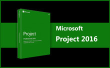 MICROSOFT PROJECT PROFESIONAL 2016  SINGLE OPEN LIC P NO LEVEL  WITH (1) PROYECT SERVER CAL, H30-05613
