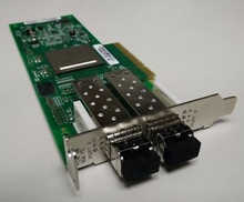DELL POWEREDGE R710 QLOGIC SANBLADE 2562 2-PORT 8 GB PCI EXPRESS FIBRE CHANNEL HOST BUS SIN TRANSCEIVER NEW DELL PX2810403-82 406-BBFB, RW9KF