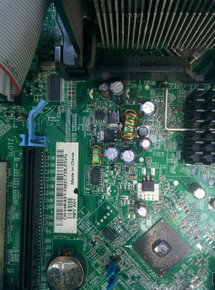 DELL OPTIPLEX 320 DESKTOP MOTHERBOARD / TARJETA MADRE NEW DELL, UP453 TY915 MH651 CU395 UT237 TW969 KY237