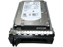 DELL POWEREDGE HARD DRIVE 600GB SAS 15K 3.5IN 6GB/S WITH TRAY/ DISCO DURO SIN CHAROLA NEW DELL T873K