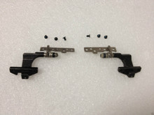 DELL ALIENWARE M14X LEFT & RIGHT HINGES W/ SCREWS / BISAGRAS IZQUIERDA Y DERECHA DELL REFURBISHED, CNT97 C44HY