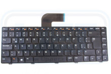 DELL VOSTRO 3460 DELL INSPIRON 14R 7420, 5420 BACKLIT LAPTOP KEYBOARD EN ESPAÑOL REFURBISHED DELL 1M01M