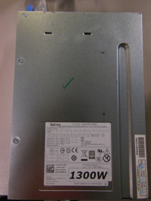 DELL PRECISION T7600, T7910,  POWER SUPPLY 1300W 80 PLUS NEW 6MKJ9, H3HY3, T31JM H1300EF-00, D1K3E001L