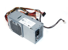 DELL DESKTOP VOSTRO 200S, 260S INSPIRON 546S, 530S, 620S OPTIPLEX 390, 790, 990, 3010 POWER SUPPLY 250W / FUENTE DE PODER REFURBISHED DELL CYY97 3MV8H 5FFR5 4M8GF YJ1JT 7GC81 T498G W208D, XW784, MPX3V, H058N, HY6D2,  6MVJH, F250AD-00, D250AD-00,