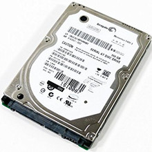 DELL LAPTOP HARD DRIVE 120GB 5400RPM 2.5IN SATA / DISCO DURO PARA LAPTOP NEW  DELL  JU473, J3756, ST9120822AS