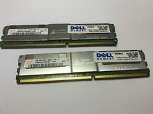 DELL POWEREDGE 1900, 1950, 2900, 2950, SC1430 R300 MEMORIA DE 4GB (1 X 4GB) 667MHZ (PC2-5300F) ECC-FULLY BUFFERED NEW SNP9F035C/4G