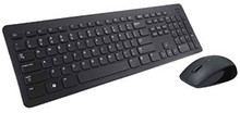 DELL KM632 SPANISH WIRELESS KEYBOARD AND MOUSE COMBO INGLES / TECLADO Y RATON INALAMBRICOS INGLES NEW DELL D1GRC, KM632, 331-3754, R07JT, M1XF1, Y9FP1