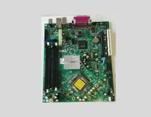 DELL DESKTOP OPTIPLEX 745, 755 SFF MOTHERBOARD UL94V-0 / TARJETA MADRE NEW DELL PU049, PU052, JR269