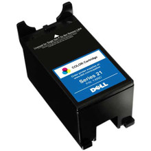 DELL CARTUCHO V313, V313W, P513W, V515W, P713W, V715W SINGLE USE STANDARD YIELD COLOR CARTRIDGE (SERIES 21) DELL NEW, XG8R3, Y499D, 330-5274, A7247738