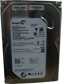 DELL DISCO DURO  SEAGATE BARRACUDA 500GB INTERNAL 7200RPM 3.5 SATA  NEW ST500DM002, 342-3006, 9CF26