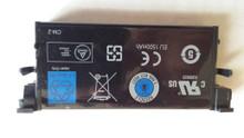 DELL Poweredge Battery 7WHR 3.7V FOR PERC6 / Bateria Negra para Tarjeta Controladora PERC6 SIN CABLE NEW DELL KR174 , M164C, GC9R0