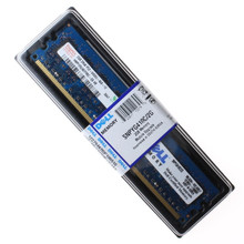 DELL 2GB PC2-6400U (DDR2-800) DIMM 240-PIN KIT (2GB) ORIGINAL NEW DELL A6993648, SNPYG410C/2G