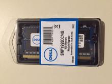 DELL LAPTOP LATITUDE E6410, E6510, E5510, MEMORIA 4GB DDR3-1333MHZ SODIMM (PC3- 8500) NON-ECC RAM 204PIN NEW SNPY995DC/4G, HMT351S6AFR8C-H9, A3721509