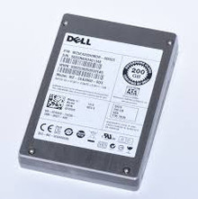 DELL HARD DRIVE 200GB SATA 2.5IN SSD / DISCO DURO 200GB ESTADO SOLIDO SATA NEW DELL, CCRDD, 342-5814