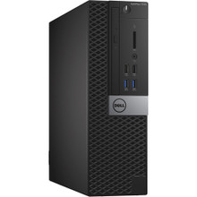 NEW DELL OPTIPLEX 7040 SFF_INTEL CORE I5-6500 (6MB CACHE, HASTA 3.60GHZ)_MEMORIA 8GB DDR4 A 2133MHZ (2 DIMMS)_DISCO DURO 500GB 7200 RPM DE 3.5_WINDOWS 10PRO 64 BIT_MONITPR E1916H_3 AÑOS GARANTIA PROSUPPORT