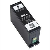 DELL PRINTER V525W, V725W BLACK CARTRIDGE STANDAR (200 PAGS APROX) NEW DELL, V28CF, GPDFF, 331-7689, 331-7391, MYVXX