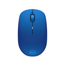 DELL Mouse Optico Inalambrico WM126 Blue Wirless 3 Button / Raton Inalambrico 3 Botones Azul NEW DELL 1RHD7, 570-AALR