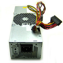 DELL DESKTOP OPTIPLEX 580 760 780 960 980 SFF POWER SUPPLY 235W REFURBISHED DELL FR610, PW116, RM112, R225M, WU136, R224M, WU136, G185T,  GPGDV, 6RG54, RWFHH, L235P-01, HP-D2352A0