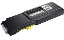 DELL Impresora S3840 S3845 Toner  Original  Amarillo 9,000 Paginas  Extra  HIGH NEW DELL YC7M7, XMHGR, 593-BCBD