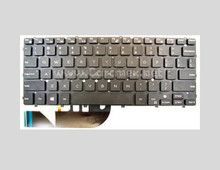 DELL INSPIRON 7347 7353 7348 KEYBOARD ENGLISH BACKLIT / TECLADO RETROILUMINADO EN INGLES NEW DELL DKDXH
