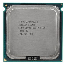 DELL INTEL XEON PROCESSOR 5160 4M CACHE, 3.00 GHZ, 1333 MHZ FSB SL9RT NEW DELL TM956