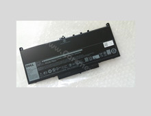DELL Latitude E7270, E7470, Original Battery 4 CELL 55WHR 7.4V TYPE-J60J5 / Bateria Original  NEW DELL MC34Y, R1V85, 1W2Y2, WYWJ2, 451-BBSY, 451-BBSX, 5F08V, 451-BBSU