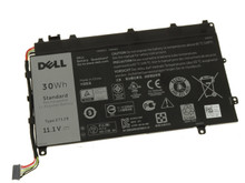DELL Laptop Latitude E7350 Original Battery 30WH 3 CEL 11.1V TYPE-271J9 / Bateria Original (Esta No Es Para EL Teclado Docking) NEW DELL YX81V, GWV47, 3WKT0