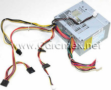 DELL  INSPIRON 530, 531 VOSTRO 200, 400 STUDIO 540 POWER SUPPLY 350W / FUENTE DE PODER NEW DELL G848G, G849G, FU913, FU909
