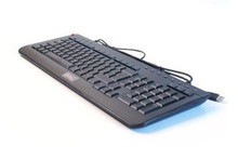DELL  TECLADO EN ESPAÑOL USB-BLACK SLIM SK-8165 MULTIMEDIA NEW DELL  T270C, L20U